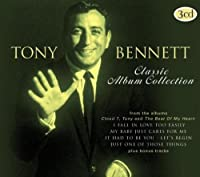 Classic Album Collection by TONY BENNETT (2008-11-07)