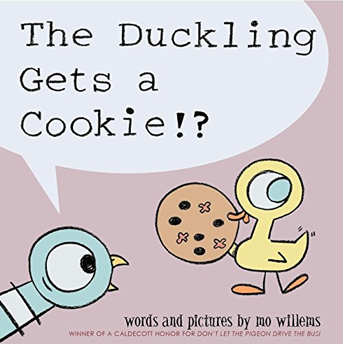 Duckling Gets a Cookie!?の詳細を見る