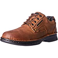 Wild Rhino Men's Ashton Shoes, Chocolate