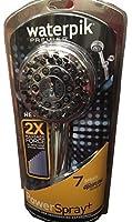 2X massage force shower heads by Waterpik