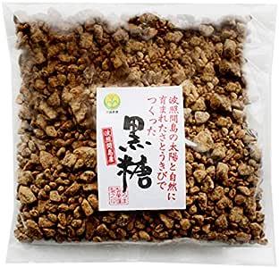 希少波照間産 純黒糖くず 1kg×2袋 しろま製菓 お得 沖縄で造られる黒糖の中でも特に人気の高い波照間島の黒糖 香り豊かでミネラル豊富でおやつや料理等にも使えます。