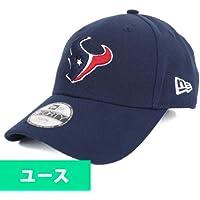 New Era(ニューエラ) ヒューストン?テキサンズ ユース リーグ 9FORTY アジャスタブル キャップ/帽子