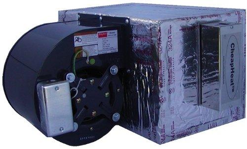 RV電気暖房機