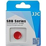 JJC ソフトレリーズボタン ネジ式 SONY RX1 Fujifilm X-T10 Leica M1など各社対応 (レッド)