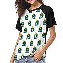 東京ヤクルトスワローズ 野球 Tシャツ レディース 学生 上着 カジュアル ゆったり 夏 ファッション 野球半袖 女 S-2XL
