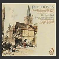 Beethoven: Folk Song Arrangements for Vocal Ensemble