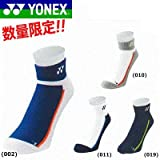 ヨネックス(YONEX) メンズ (25~28cm) 3Dエルゴ ソックス 19110Y 【受注会限定】 ((019) NB/ネイビーブルー)