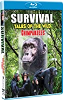 Survival: Tales of the Wild - Chimpanzees [Blu-ray] [Import]
