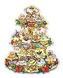 KORSCH コルシュ アドベントカレンダー カップケーキ(Cupcakes)39cm×49cm ドイツ製 VERLAG