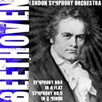 Beethoven;Symphonies 4 & 5