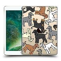 Head Case Designs アフガンハウンド ドッグブリード・パターンズ 5 iPad Pro 12.9 (2017) 専用ハードバックケース