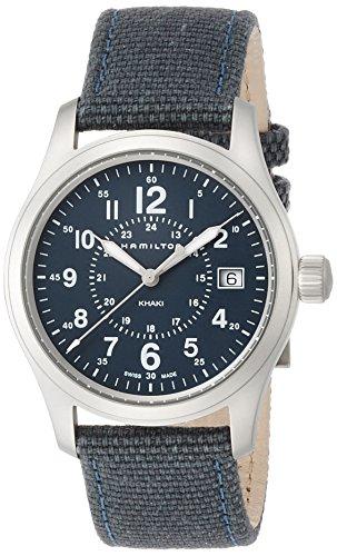 [ハミルトン] 腕時計 カーキフィールドクオーツ 38mm H68201943 正規輸入品 グレー