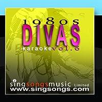 1980s Divas Karaoke Volume 6