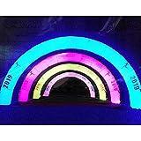 Mewsann エアブローアーチ エアブロー付き 生日飾り付け/パーティー/結婚式/新年会/マラソン/クリスマス イベント用テントおしゃれ虹色 4種類変色8m幅 送風機付き 防水 カラー LED デコレーション イベント 装飾 イベント 風船 エアアーチ
