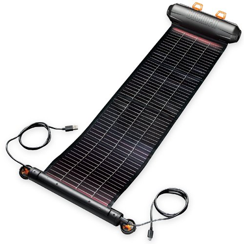 Bushnell PowerSync SolarWrap 400 Portable Li-Ion USB Charger by Bushnell [並行輸入品]