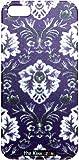 TURN オリジナルiPhone(5,5s)ケース 「THE金華山」 新格子 紫 T-17011-02