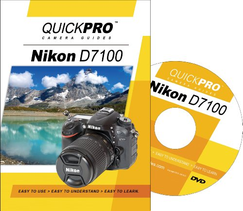 Nikon D7100 Instructional DVD ...
