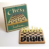 伝統木製チェスゲーム