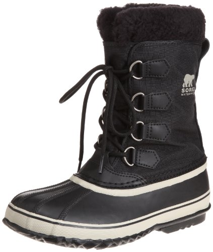 [ソレル] SOREL 1964 Pac Nylon NM1440-F14 011 (Black, Tusk/8)