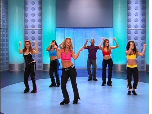 『デニス・オースティンのファット・バーニング・4ダンス・ダイエット [DVD]』の3枚目の画像