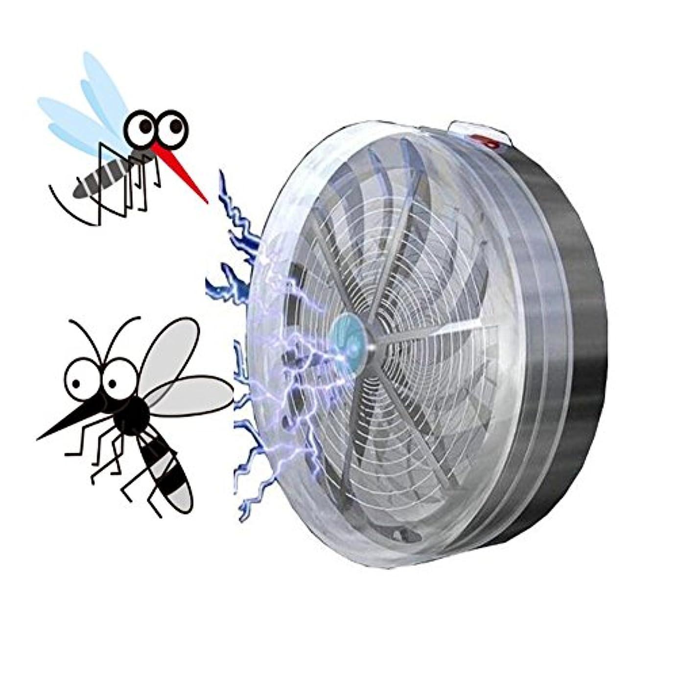体操利益代表MR 電殺虫職人 ソーラー 害虫駆除 蚊 アリ クモ ゴキブリ 子供 ペット 携帯 省エネ アウトドア ガーデン MUSHISHOKU