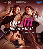 Ae Dil Hai Mushkil Hindi Blu Ray - 2016 Bollywood Film