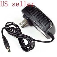 Fyl AC 100V - 240V変換アダプタDC 12V 2A CCTVカメラ電源米国プラグ2000mA