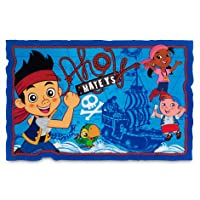 Jake & The Neverland Pirates Placemat - Ahoy Matey's by Disney