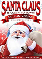 Santa Claus Is Comin' To Town [DVD] [Import]