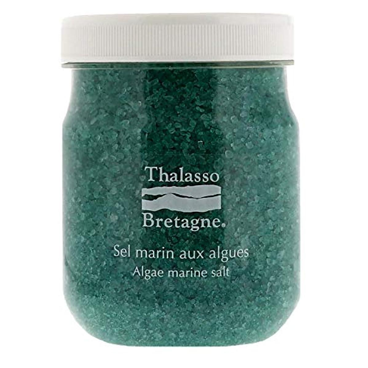 ねばねばテンション差し引くThalasso Breragne タラソ ド ブルターニュー アルグマリンソルト850g