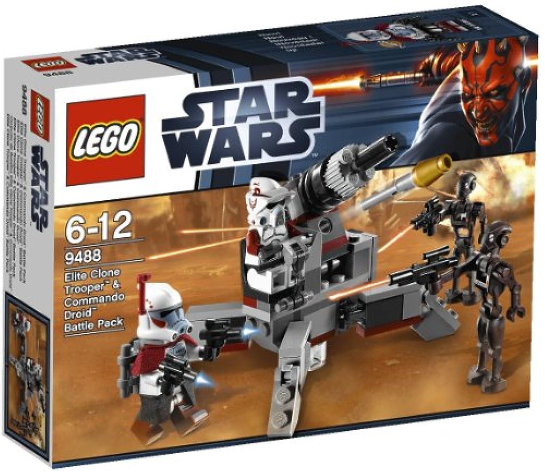 レゴ (LEGO) スター?ウォーズ エリート?クローン?(TM)VS コマンド?ドロイド(TM) バトルパック 9488