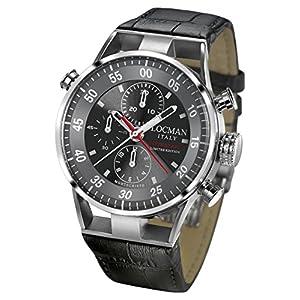 [ロックマン]LOCMAN 腕時計 MONTECRISTO RATTORAPANTE 515 メンズ 【正規輸入品】