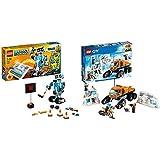 レゴ(LEGO) ブースト レゴブースト クリエイティブ・ボックス 17101 & シティ 北極探検 パワフルトラック 60194