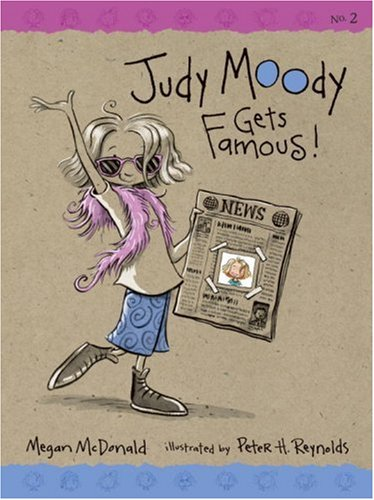 Judy Moody Gets Famous!の詳細を見る