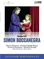 Simon Boccanegra [DVD]
