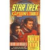 Star Trek - the Captain's Table 1: War Dragons Pb