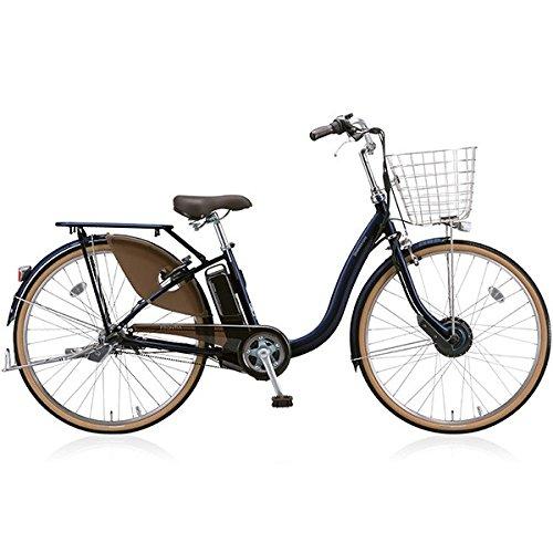 ブリヂストン(BRIDGESTONE) フロンティアロイヤル F4RB48 E.Xノーブルネイビー 24インチ 電動自転車