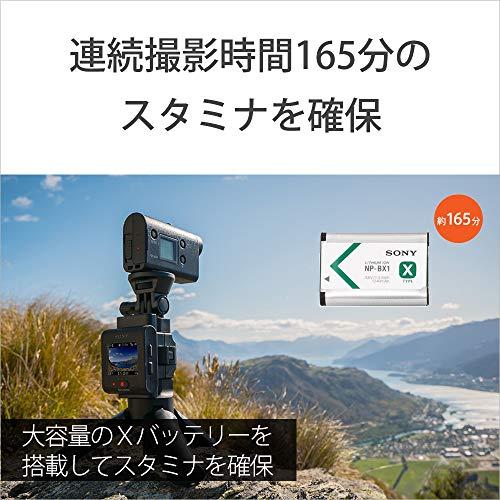 『ソニー SONY ウエアラブルカメラ アクションカム ベーシックモデル(HDR-AS50)』の5枚目の画像