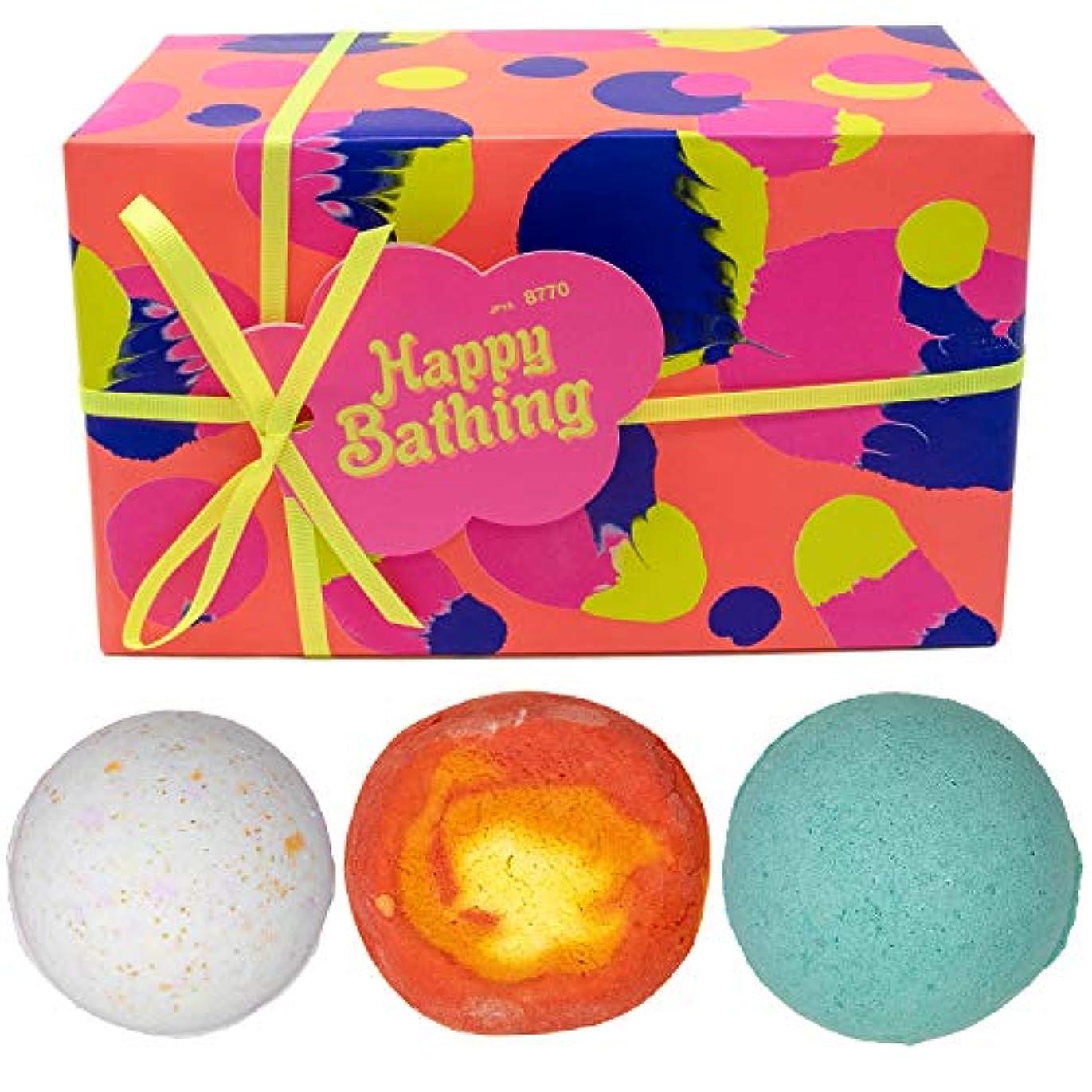 バルクフォアマン南(ラッシュ) LUSH チケット ハッピー ベイシング Happy Bathing ギフトセット ショップバッグ付き バスボム 入浴剤 セット