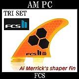 FCS2 フィン アルメリック AL MERRICK PERFORMANCE CORE TRI FIN MIDIUM AM トライ フィン サーフボード