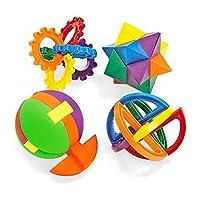 Fun Express プラスチックボールパズル(1ダース)