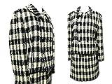 COMME des GARCONS コムデギャルソン 1991 「S」 ファスナーデザイン セットアップスーツ (スカート ジャケット) 063790 【中古】