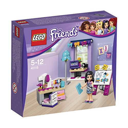レゴ (LEGO) フレンズ エマのアートスタジオ 41115