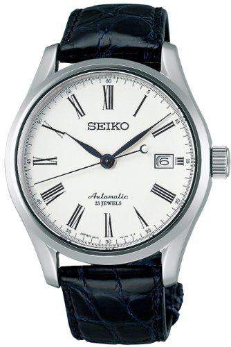 [セイコー]SEIKO 腕時計 PRESAGE プレサージュ 琺瑯ダイヤル メカニカル 自動巻 (手巻つき) カーブサファイアガラス 日常生活用強化防水 (10気圧) SARX019 メンズ
