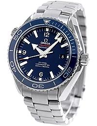 [オメガ]OMEGA 腕時計 Seamaster Planet Ocean ブルー文字盤 コーアクシャル自動巻 600m防水 232.90.46.21.03.001 メンズ 【並行輸入品】
