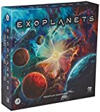 Greater Than Games Exoplanets Board Game [Floral] [並行輸入品]