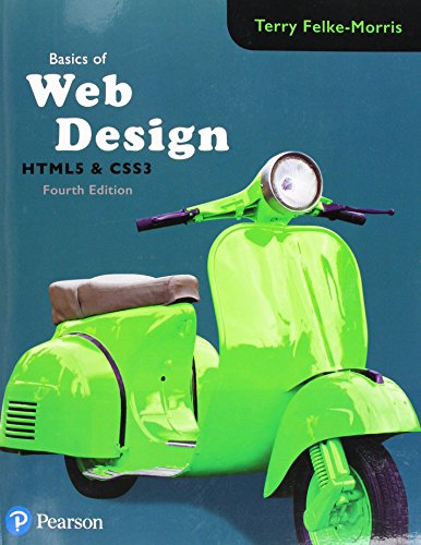 Download Basics of Web Design: Html5 & Css3 0134444337