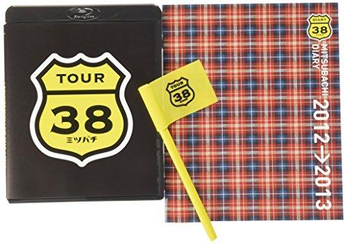 """「坂本真綾 COUNTDOWN LIVE 2012→2013 ~TOUR""""ミツバチ""""FINAL~」 [Blu-ray]の詳細を見る"""