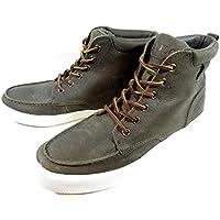 Ralph Lauren Men's Tedd Casual Chukka Boot - Grey