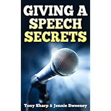 Giving a speech secrets